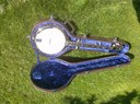 1976 Ibanez Artist Banjo lying in Case 20110911