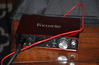 Focusrite 2i2