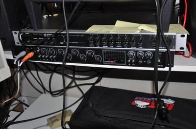 Focusrite 18i20 16 Mixer & USB input