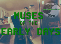 Muses of the Early Days Album Cover Sheas Place 20140421a