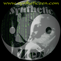 Synthetic Zen Logo with young face with URL 20151022d