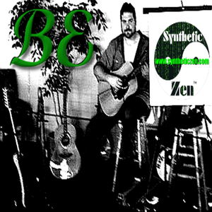 Synthetic Zen Be Album Cover Petit Chat 2012 06 02 20140319a bw green 1024X1024x300 square