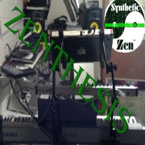 Synthetic Zen Zenthesis Album Cover 20140319a 1500x1500x300sq