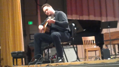 Hawke EWU Composers Symposium classical guitar 20121113a